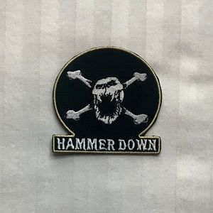 Official Hammerdown Sew-On Patch